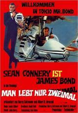 James Bond 007 - Man lebt nur zweimal - Poster