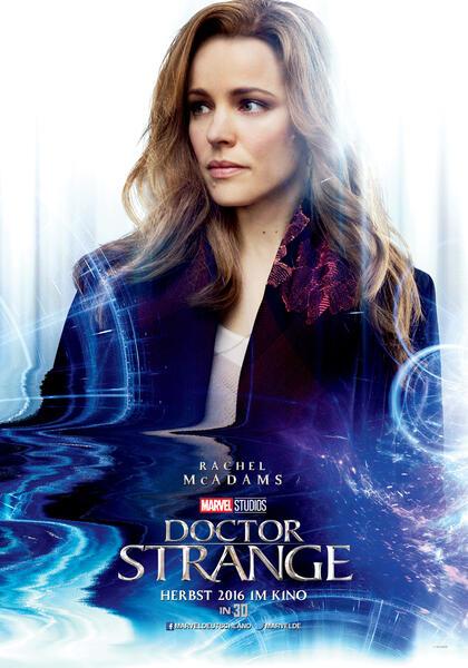 Doctor Strange mit Rachel McAdams