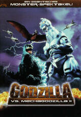 Godzilla vs. Mechagodzilla II - Poster