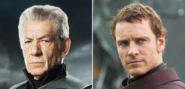 X-Men: Magneto alt und jung