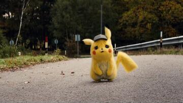 Pikachu singt den Pokémon-Song