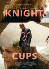 Knight of Cups - Poster