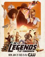 Legends of Tomorrow - Staffel 5 - Poster
