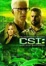 CSI: Den Tätern auf der Spur - Staffel 14 - Poster