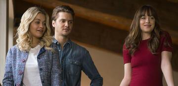Fifty Shades of Grey: Spin-off-Pläne? Rita Ora, Luke Grimes und Dakota Johnson