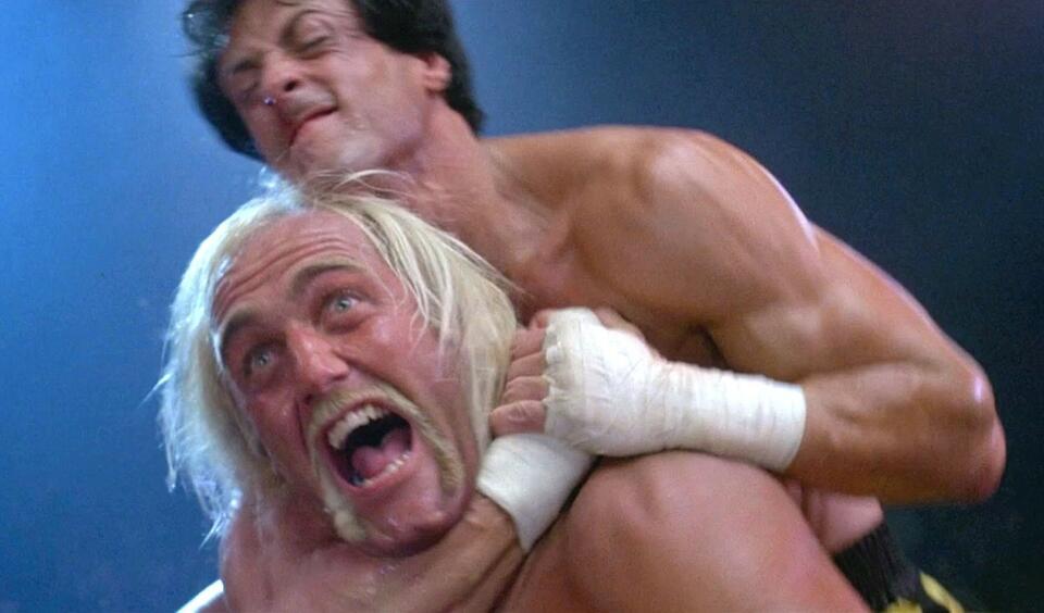 Rocky III - Das Auge des Tigers mit Sylvester Stallone und Hulk Hogan