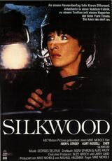 Silkwood - Poster