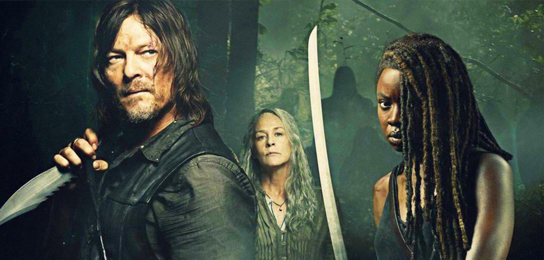 The Walking Dead: Macherin enthüllt die größte Gefahr in Staffel 10