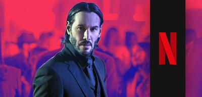 John Wick 2 mit Keanu Reeves