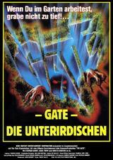 Gate - Die Unterirdischen - Poster
