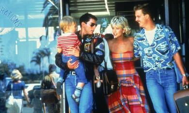 Top Gun - Sie fürchten weder Tod noch Teufel mit Tom Cruise und Kelly McGillis - Bild 7