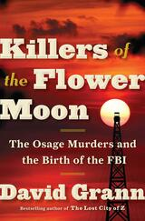 Killers of the Flower Moon - Poster