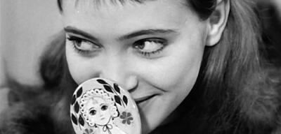 Anna Karina in DieAußenseiterbande