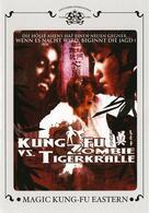 Kung-Fu Zombie vs. Tigerkralle