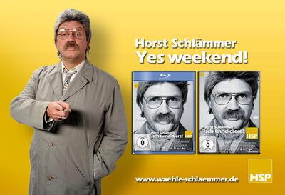Horst Schlämmer hat da was Feines für euch