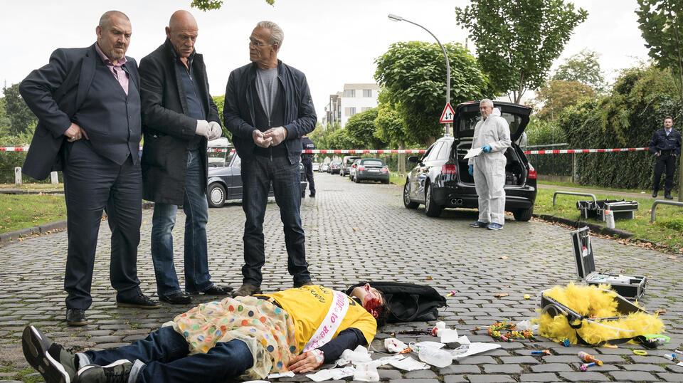 Tatort: Familien mit Dietmar Bär und Klaus J. Behrendt