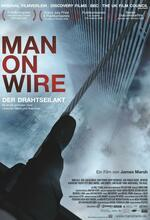 Man on Wire Poster