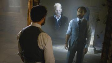 Dumbledore und Grindelwald hatten tatsächlich eine Beziehung - aber was davon werden wir sehen?