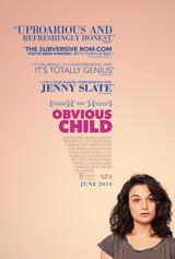 Obvious Child - Poster