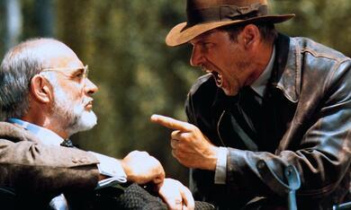 Indiana Jones und der letzte Kreuzzug mit Harrison Ford und Sean Connery - Bild 1