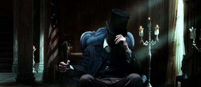 Abraham Lincoln bringt den fiesen Vampiren Manieren bei