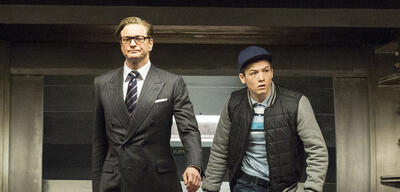 Kingman mit Colin Firth und Taron Egerton