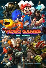 Video Games: The Movie - Poster