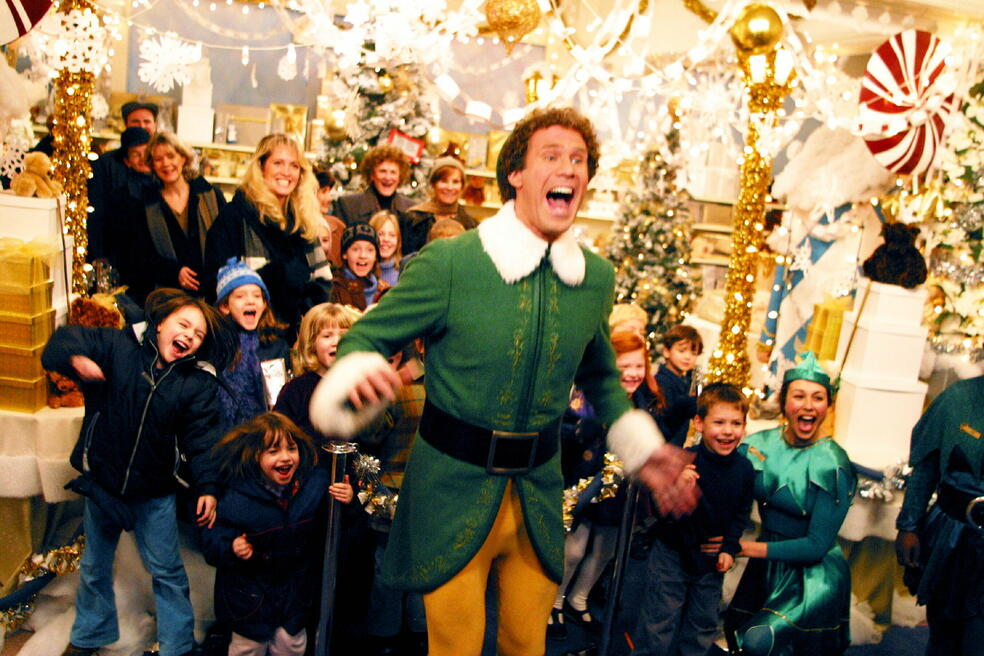 Buddy - Der Weihnachtself mit Will Ferrell