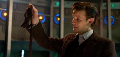 Matt Smith als Doctor Who