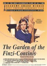 Der Garten der Finzi Contini - Poster