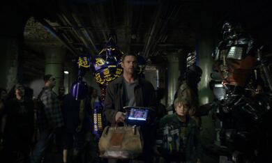 Real Steel - Stahlharte Gegner mit Hugh Jackman und Dakota Goyo - Bild 5