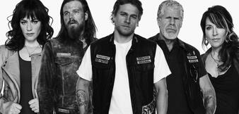Der Cast von Sons of Anarchy