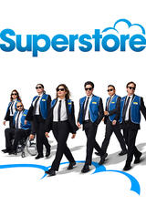 Superstore - Staffel 3 - Poster