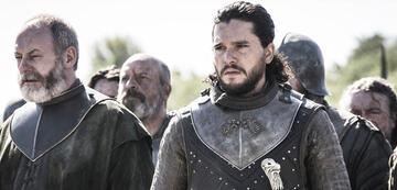 Männer in Game of Thrones, aber auch Vorbilder?