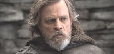 Mark Hamill in Star Wars 8: Die letzten Jedi