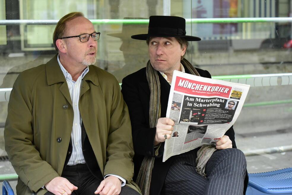 München Mord Leben Und Sterben In Schwabing