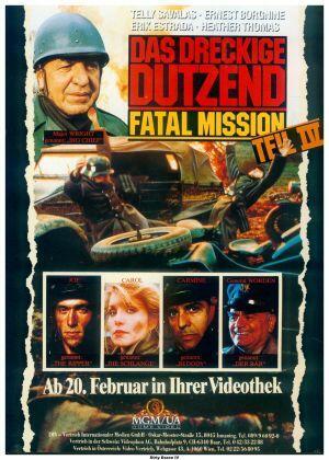 Das dreckige Dutzend 4 - The Fatal Mission