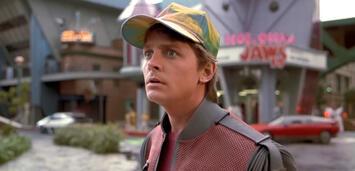Bild zu:  Der einzig wahre Marty McFly: Michael J. Fox