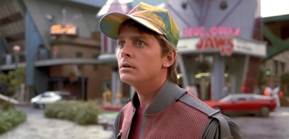 Der einzig wahre Marty McFly: Michael J. Fox