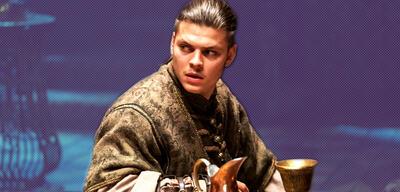 Vikings mitAlex Høgh Andersen