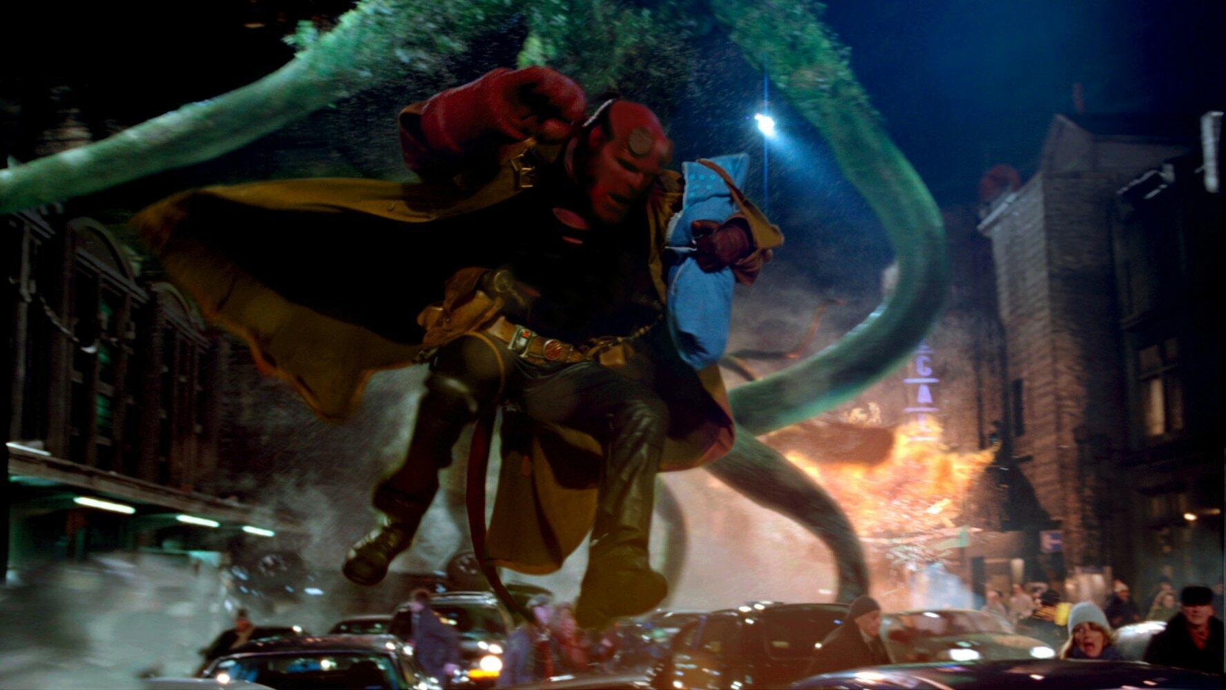 Hellboy Die Goldene Armee