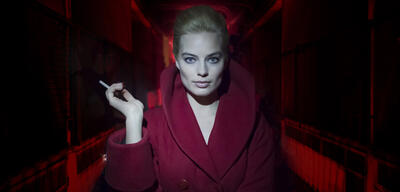 Margot Robbie in Terminal