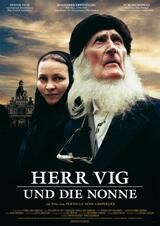 Herr Vig und die Nonne - Poster