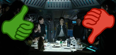 Alien: Covenant -Noch ist die Crew vollzählig