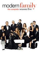 Modern Family - Staffel 5 - Poster