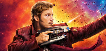 Bild zu:  Chris Pratt als Star-Lord in Guardians of the Galaxy