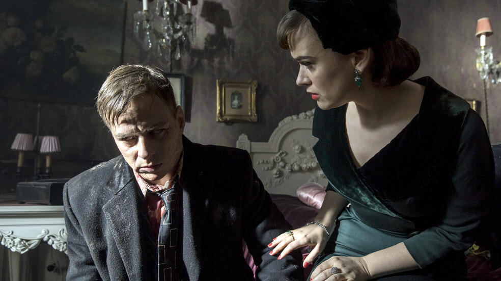 Kommissar Maigret: Die Nacht an der Kreuzung mit Tom Wlaschiha
