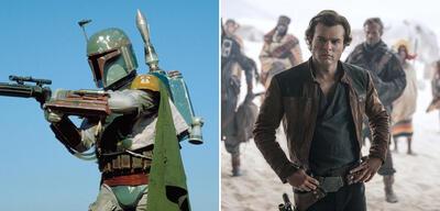 Die Rückkehr der Jedi-Ritter/Solo: A Star Wars Story