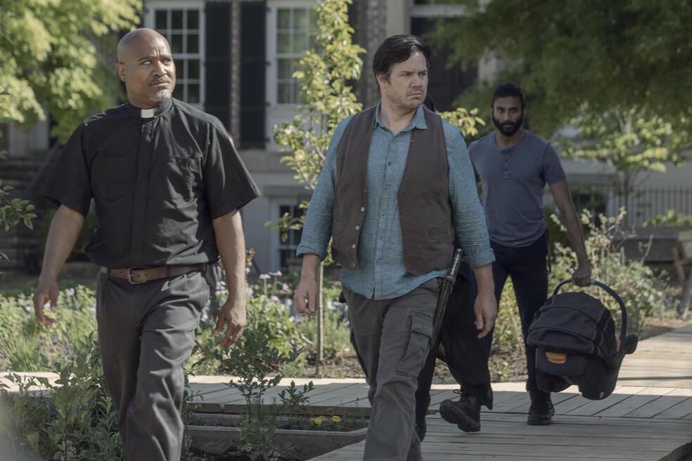 The Walking Dead - Staffel 10 mit Seth Gilliam, Josh McDermitt und Avi Nash