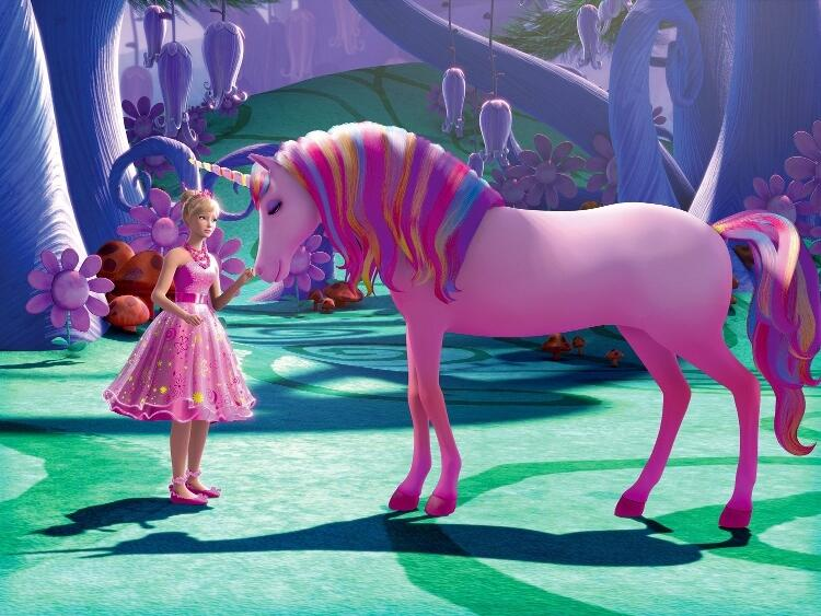 Barbie und die geheime Tür